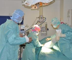 Chirurgie orthopédique et traumatologique