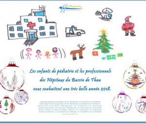 Vœux des Hôpitaux du bassin de Thau
