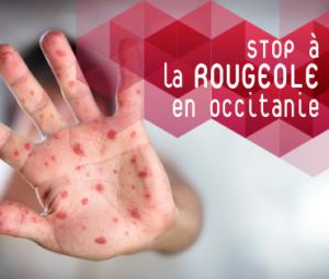Stop à la Rougeole en Occitanie !