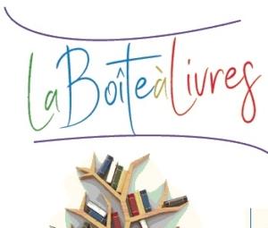Une boite à livres