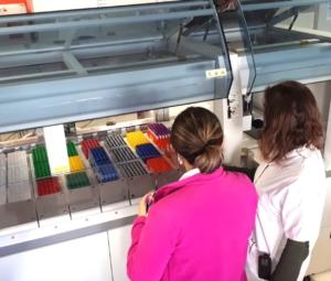 Une nouvelle génération d'automates au laboratoire de biologie médicale