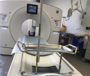 Implantation d'un nouveau scanner